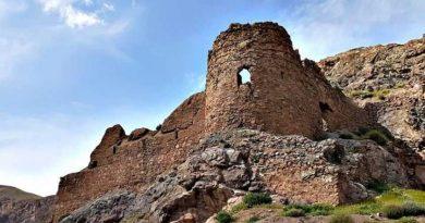 قلعه پولاد، جاذبه گردشگری استان مازندران / مجازی گردی +فیلم